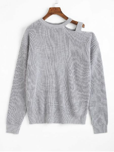 Knitted Sweater 02