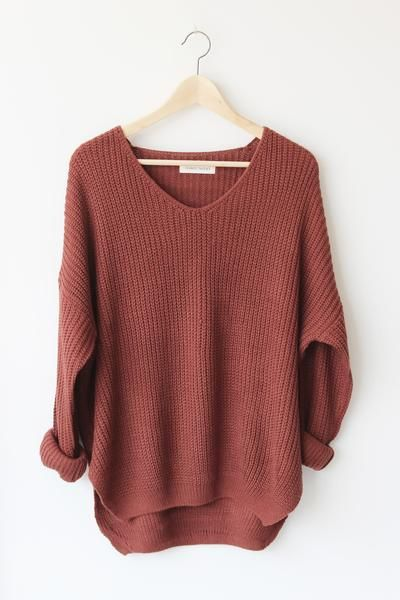 Knitted Sweater 03