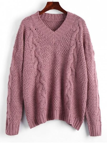Knitted Sweater 04