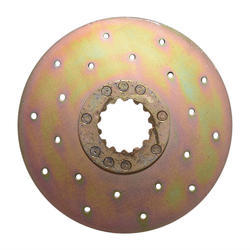 Sonalika 20 Hole Medium Quality Tractor Brake Plate