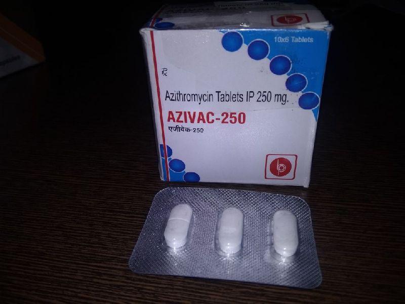 Azivac-250 Tablets