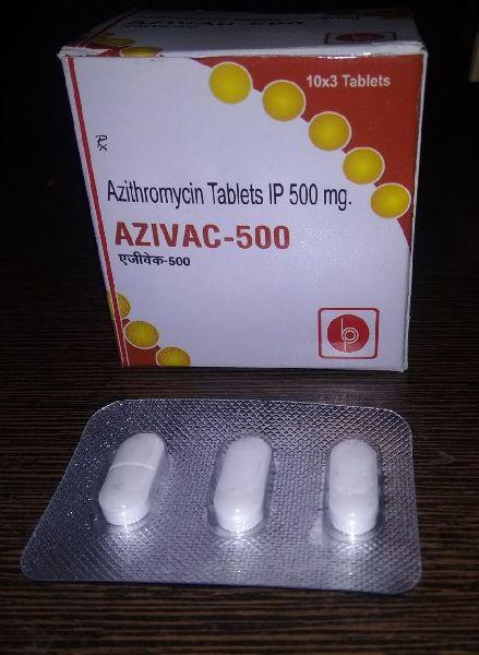 Azivac-500 Tablets