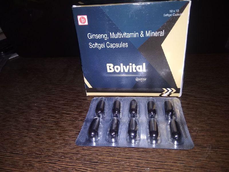 Bolvital Softgel Capsules