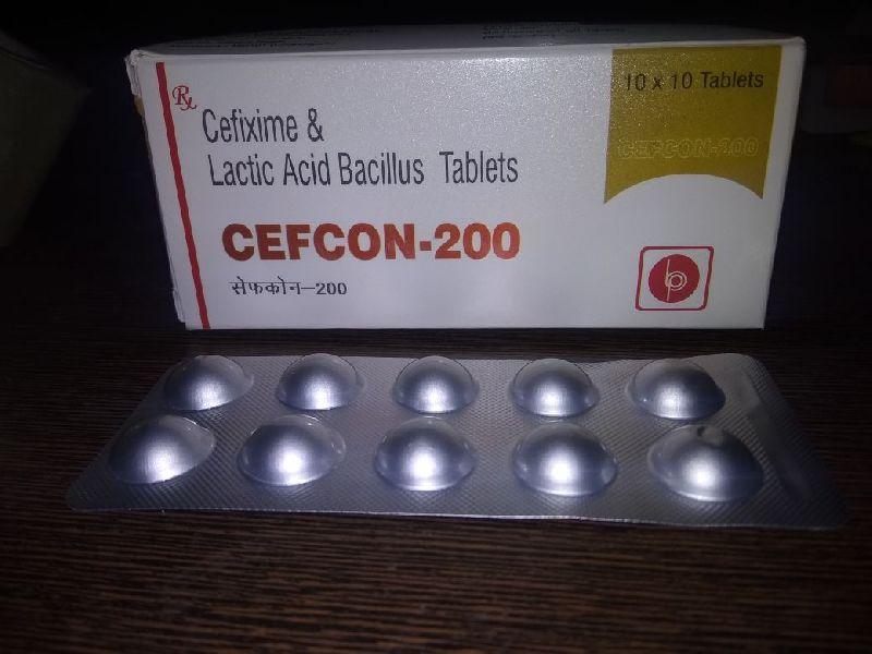 Cefcon-200 Tablets