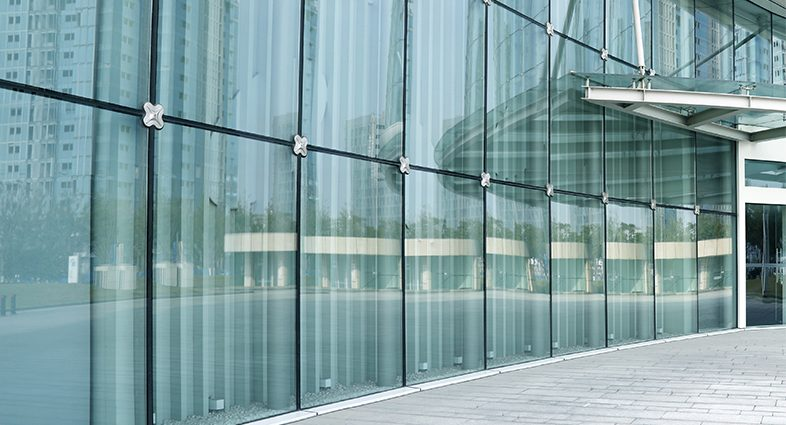 Building Glass Material