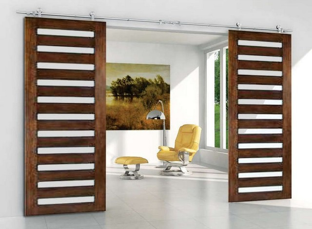 Wooden Slider Door