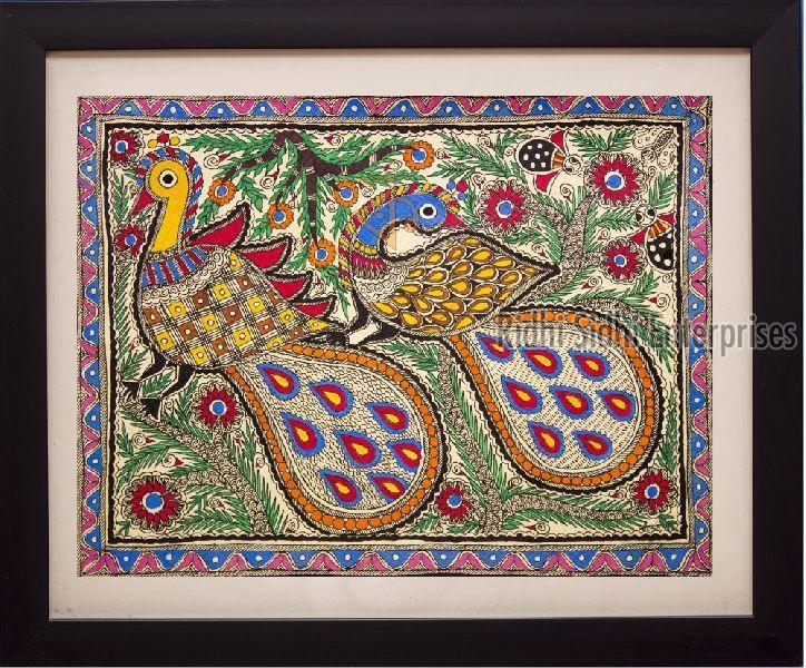 Madhubani Painting Services