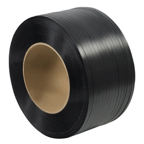 PP Black Packaging Straps