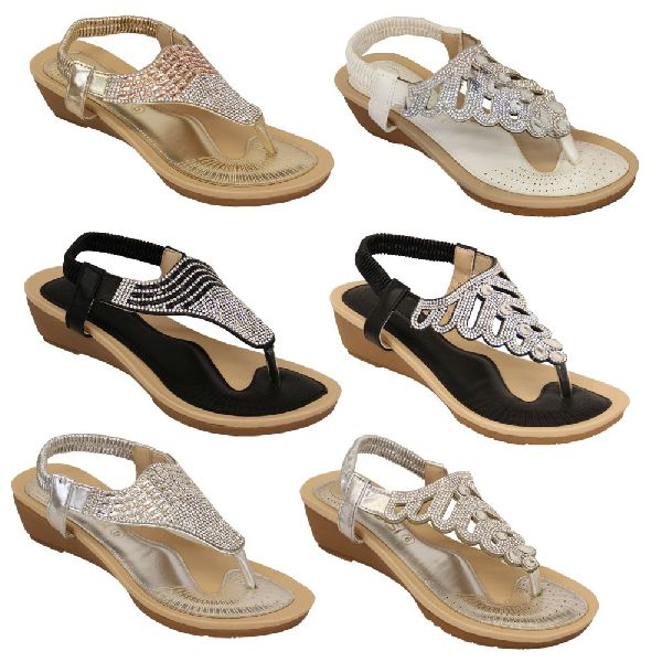 Ladies Fancy Sandal 04
