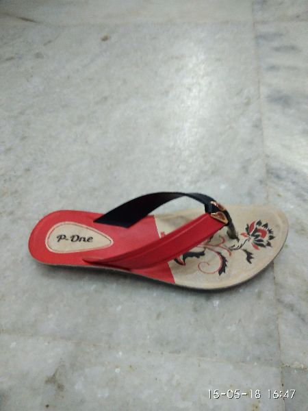 Ladies Slippers 02