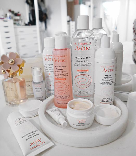 Avene Cosmetic Products