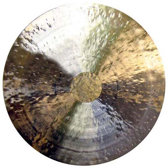 Brass Gong 01