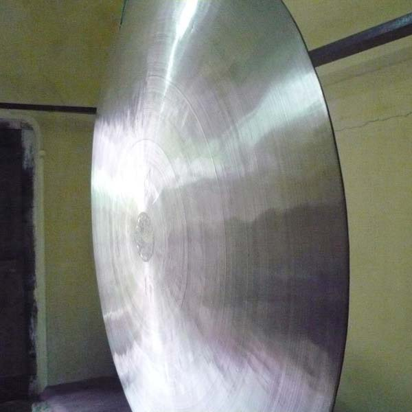 Brass Gong 05