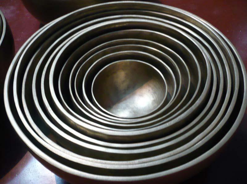 Brass Singing Bowls 03