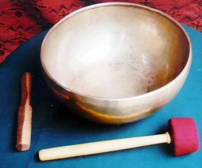 Brass Singing Bowls 04