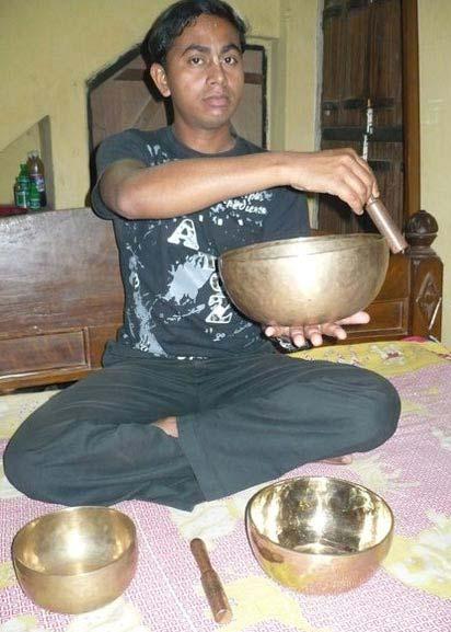 Brass Singing Bowls 06