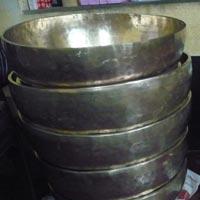 Brass Singing Bowls 08