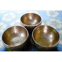 Brass Singing Bowls 12