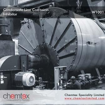 Condensate Line Corrosion Inhibitor