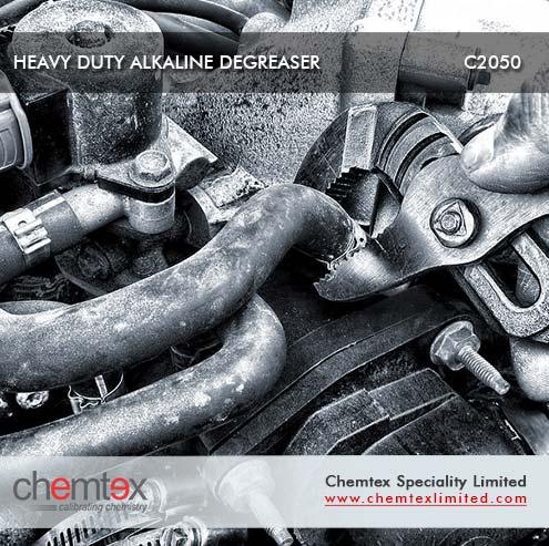 Heavy Duty Alkaline Degreaser Cleaner