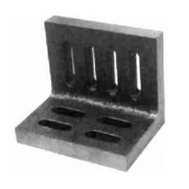 Cast Iron Angle Plate Slots