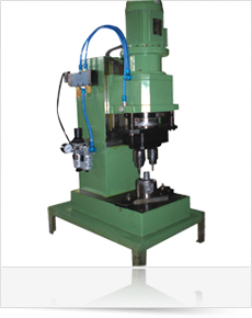 Multi Spindle Head Riveting Machine 03