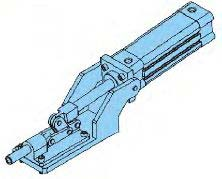 Pneumatic Clamp (PAOT-3031-PHTC)