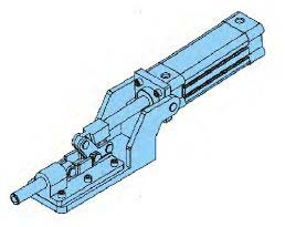 Pneumatic Clamp (PAOT-3555-PHTC)