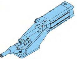 Pneumatic Clamp (PAOT-6755-PHTC)