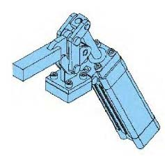 Pneumatic Clamp (PAOT-PWTC-200)