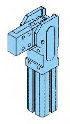 Pneumatic Clamp (PSSC-4065)