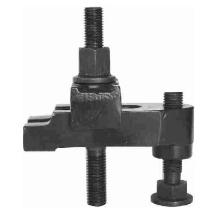 U-Type Mould Clamp With Adjustable Support