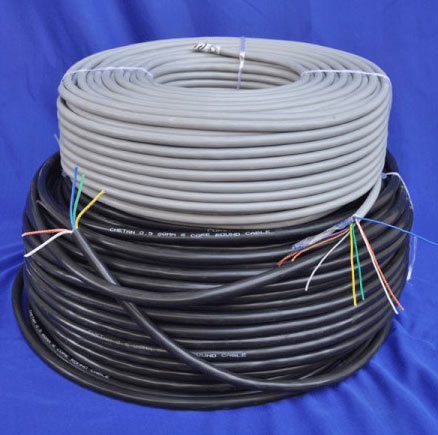 Multicore Rounded Cables