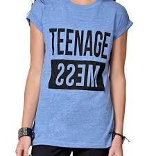 Teeneger Girls Tops & Tees