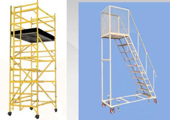 Industrial Scaffolding Ladder