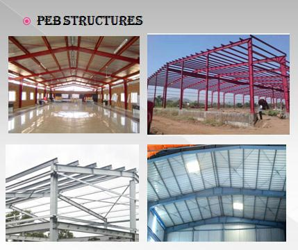 PEB Structure Turnkey Project