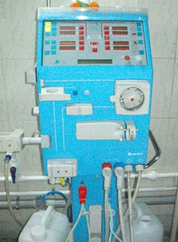 Dialysis Water Treatment Plant