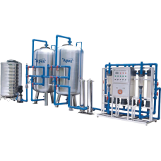 Packaged Drinking Water Treatment Plant 01