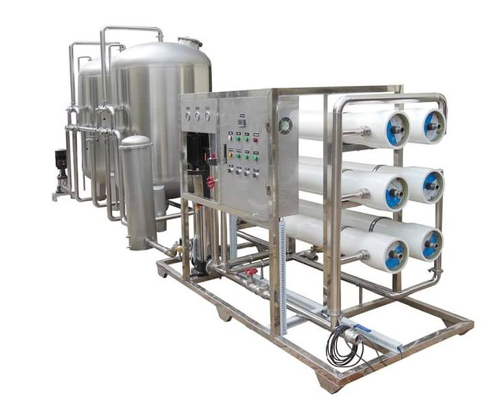 Packaged Drinking Water Treatment Plant 03