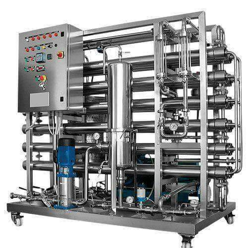Packaged Drinking Water Treatment Plant 04