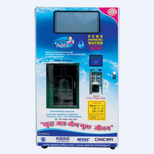 Purified Water Vending Machine