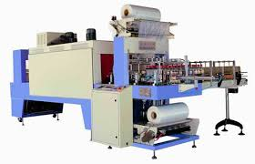 Shrink Wrapping Machine 03