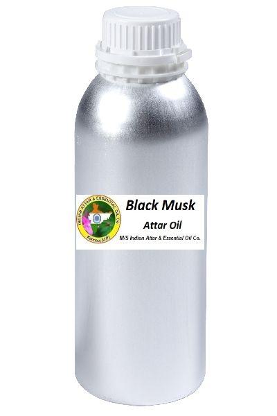 Black Musk Attar