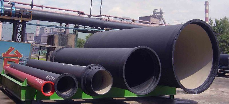 Ductile Iron Pipes 01