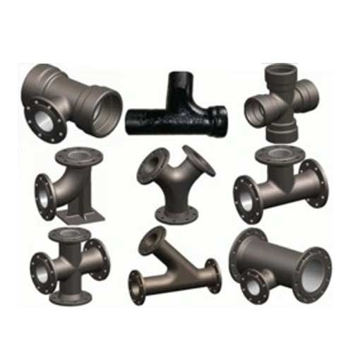 Ductile Iron Pipe Fittings 02
