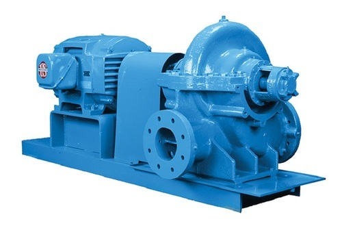 Horizontal Split Casing Pump 01