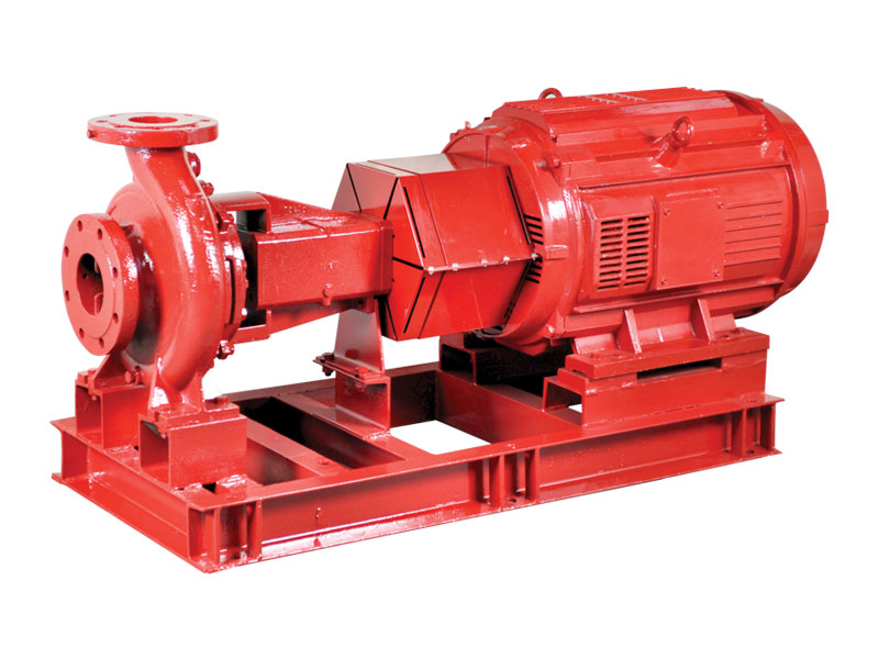 Horizontal Split Casing Pump 02