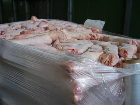 Frozen Pork Parts