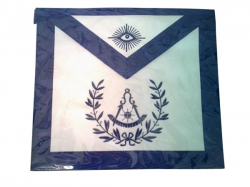 Ballistic Embroidered Masonic Aprons