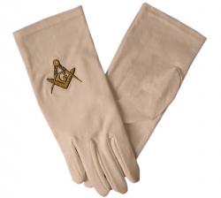 Masonic Gauntlets